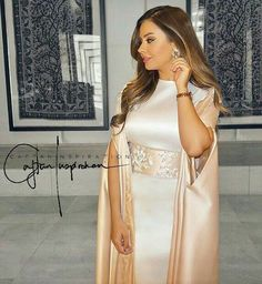 Fashion Arabic Style Illustration Description Abaya style – Read More – Abaya Fashion, Modest Fashion, Fashion Dresses, Oriental Fashion, Indian Fashion, Velvet Dress Designs, Kaftan Designs, Hijab Evening Dress, Mode Abaya