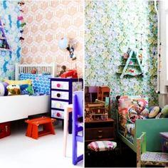 Детская комната в стиле 60-х годов | Baby journal