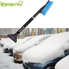 Car vehicle Snow Ice Scraper SnoBroom Snowbrush Shovel Removal Brush Winter ja10