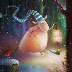 Beautiful! Quando la sera le luci si spengono… tu tieni acceso il cuore! Buonanotte!