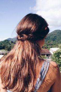 Whisper blog: Flowers in Her Hair @whisperbysara