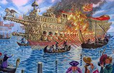De todos los barcos que han existido a lo largo de la Historia uno de los más…