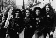 Metallica with Scott Ian
