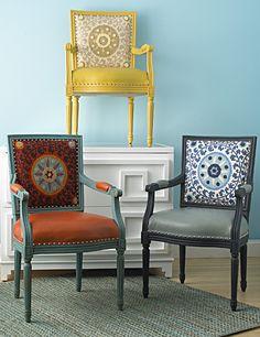 Suzani Arm Chair