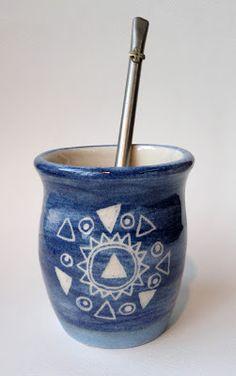 Cerámica y Diseño-Tres Margaritas Cerámica Ideas, Bubble Art, Painted Pots, Deco, Ceramic Pottery, Diy Art, Diy And Crafts, Sculpture, Mugs