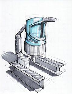 MONDO SKETCHES / Power Tool Sketches by Austin Scott at Coroflot.com