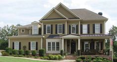 <!-- Generated by XStandard version 2.0.0.0 on 2010-08-30T11:41:40 --><ul><li>Decorative shutters and a wide front porch add style to this classic Traditional home plan with spacious porches and rooms.</li><li>The over-sized dining room will hold all your holiday family meals and a library that can be walled off for privacy makes a great home office.</li><li>Coffered ceilings in both the family room and great room add a nice touch.</li><li>Enjoy lots of counter space in the kitchen as well…