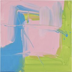 Artworks of Michel Majerus (Luxembourger, 1967 - 2002) from galleries, museums and auction houses worldwide.