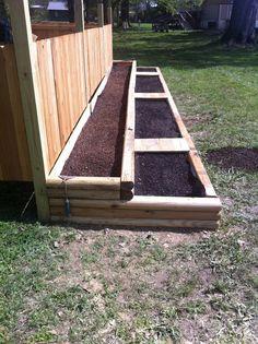 Garden Design Plans, Backyard Garden Design, Backyard Landscaping, Landscaping Ideas, Garden Boxes, Raised Garden Beds, Raised Beds, Garden Projects, Garden Tips