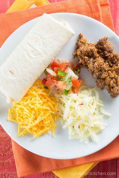 Beef Meximelt Taco Bell Clone   Inspiration Kitchen