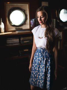 Beautiful skirt (support fair trade)