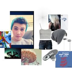 """""""Carnival With Sam Pottorff"""" by nmdillon on Polyvore"""