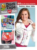 Duct Tape Your Heart Out Front Cover (Showing a decorated jacket using duct tape)