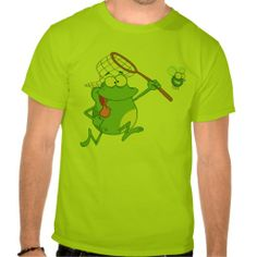 Frog chasing fly with net shirt so please read the important details before your purchasing anyway here is the best buyDiscount Deals          Frog chasing fly with net shirt Online Secure Check out Quick and Easy...