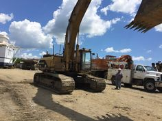 Caterpillar 345BL Excavator - SAMS Equipment 813-200-6088 #samsequipment #ustractor Used Equipment, Heavy Equipment, Excavator For Sale, Heavy Machinery, Network Solutions, Sale Promotion, Sams, Caterpillar, Military Vehicles