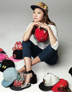 Gong Hyo-jin ♡ #KDrama // Hats On