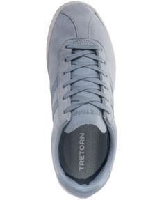 Tretorn Women's Camden 3 Casual Sneakers from Finish Line - Blue 11