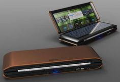Futuristic gadgets that fold for fore usability.
