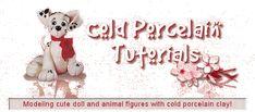 Cold Porcelain Tutorials