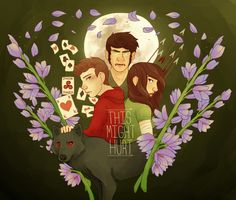 """10 favorites from the """"Teen Wolf"""" fanart contest on deviantART http://dly.do/1a0tcvC"""