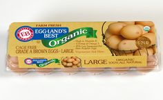 20 Best Organic Foods