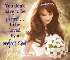 Perfect God... Inspiration via SonomaChristianHome.com