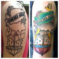 Tatted up on pinterest washington tattoo henna and for Washington state tattoos