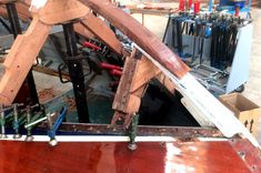 Ariston n° 799 - RIVA RAM - Riva Restoration - Classic Riva - Aquarama Riva Boat, Boat Building, Restoration, Classic, Om, Gallery, Image, Boats, Wooden Toys