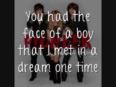 The Band Perry - I Saw A Light [Lyrics On Screen]