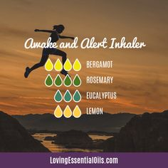 7 Essential Oil Recipes for Energy Using Aromatherapy Inhalers - Modern Essential Oils Energy, Essential Oil Inhaler, Oils For Energy, Essential Oils For Headaches, Citrus Essential Oil, Essential Oil Diffuser Blends, Essential Oil Uses, Doterra Essential Oils, Aroma Diffuser