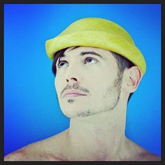 Hat by Giuseppe Tella Photo by Alex von Dungen Model: Fredd