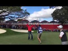Heckler Gets Called Up To Green After Golfer Misses Putt, Nails The Same Putt - Digg