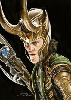 LOKI by JaumeCullell on DeviantArt