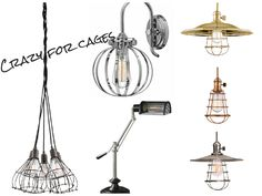 We've gone crazy for cages! There's so many to choose from! Cage, Shit Happens