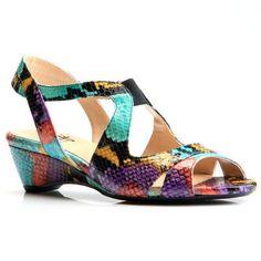 Amalfi Gualda #wedge #sandals #shoes