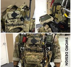 Tactical Medic, Tactical Vest, Tactical Survival, Survival Gear, War Belt, Special Forces Gear, Battle Belt, Airsoft Gear, Combat Gear