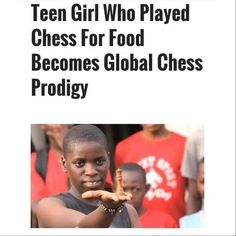 The story of Phiona Mutesi (pictured) a Ugandan chess prodigy has grabbed the worlds attention making children across her home country become even more interested in the game of chess.  Her inspirational story is set to be shown on a Disney film titled The Queen of Katwe further generating interest in the game. As a result of Disneys decision to shoot the film more children are now registering for chess.  According to Ugandas Chess Federation the number of people registering with the body…