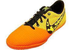 Nike Kids Elastico Pro III IC Indoor Shoes - Laser Orange