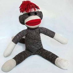 Sock Monkey Company.com - Should I just buy one or make two for the price of buying one?!?