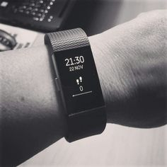 Fitbit charge 2  #fitbit  #activitytracker  #coach