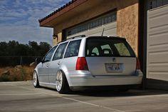 VW golf Mk4 wagon