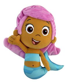 Take a look at this Molly Plush Toy by Bubble Guppies on #zulily today!