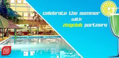 #CELEBRATE THE #SUMMER WITH #ZINGclub PARTNERS. #ZINGcluboffers. For more information:http://goo.gl/LGS7xL