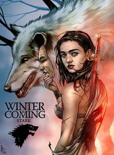 Amazing fanart of Arya 🐺❄️⚔️ – {by Adrian Batista.art} tattoo tattoo – Anastasia Ivashevskaya Amazing fanart of Arya 🐺❄️⚔️ – {by Adrian Batista.art} tattoo tattoo Amazing fanart of Arya 🐺❄️⚔️ – {by Adrian Batista. Dessin Game Of Thrones, Arte Game Of Thrones, Game Of Thrones Artwork, Game Of Thrones Arya, Game Of Thrones Quotes, Game Of Thrones Funny, Game Of Thrones Drawings, Arya Stark Art, Game Of Throne Lustig