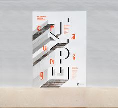 Promotional Material on Behance