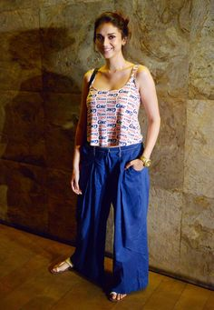 Aditi Rao Hydari at screening of