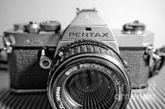 Title  Macro Pentax Mx Dynamic Bw 5   Artist  Pittsburgh Photo Company   Medium  Photograph - Photography
