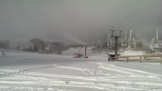Snow Australia - Selwyn Snowfields ski resort in New South Wales #snowaus