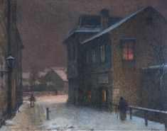 Impressioni Artistiche : ~ Jakub Schikaneder ~ Czech artist, 1855-1924
