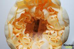 Гигантский цветок для фотосессии - мастер-класс с фото